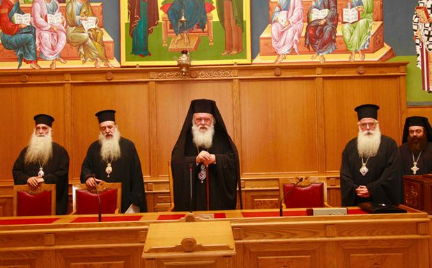 Greek Holy Synod: Cremation is like waste recycling