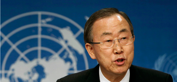 Cyprus leaders to meet Ban Ki moon in Davos