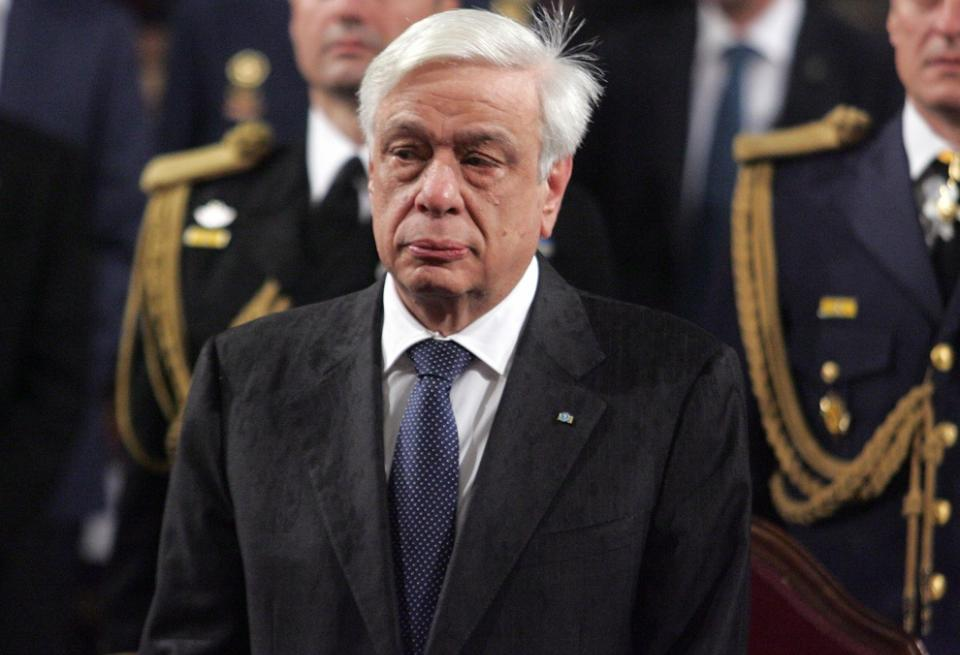 Greek president called for relaxation of the embargo against Russia as soon as possible