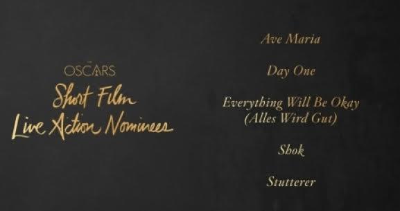 "Kosovo film ""Shok"" is nominated for Oscar"