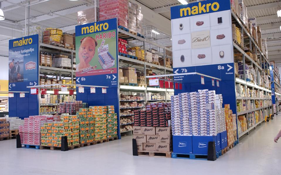 "Makro Cash & Carry to be renamed ""The Mart"" in Greece"