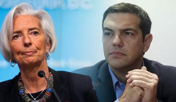 IMF headandGreek Prime Minister might meet in a week