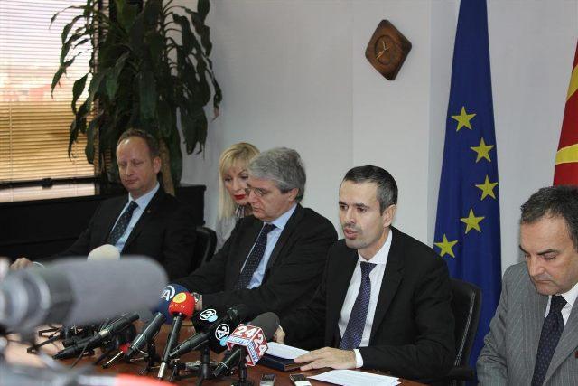 Italian company to build small power plants in FYROM