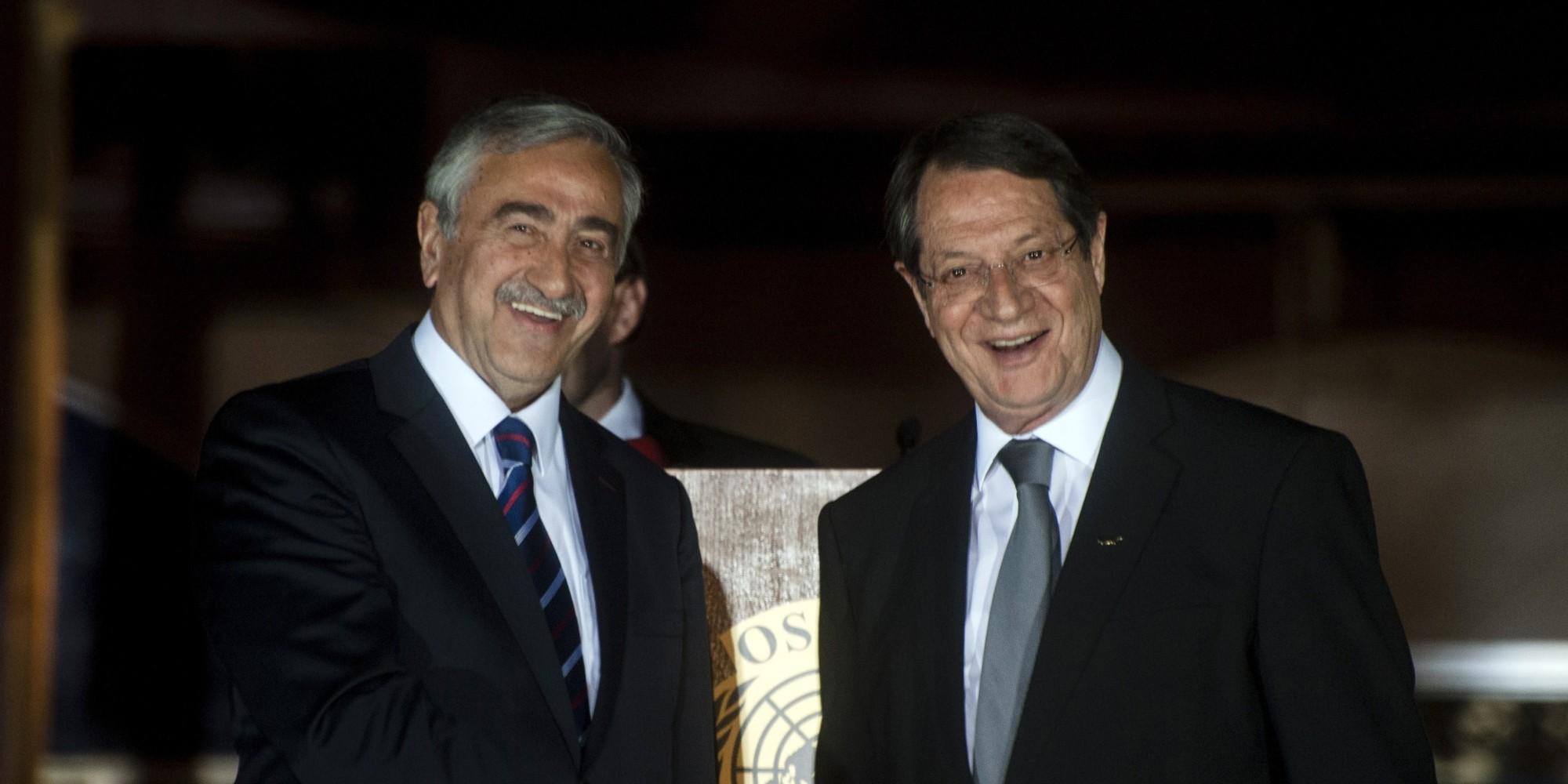 Constructive meeting between Anastasiades – Akinci