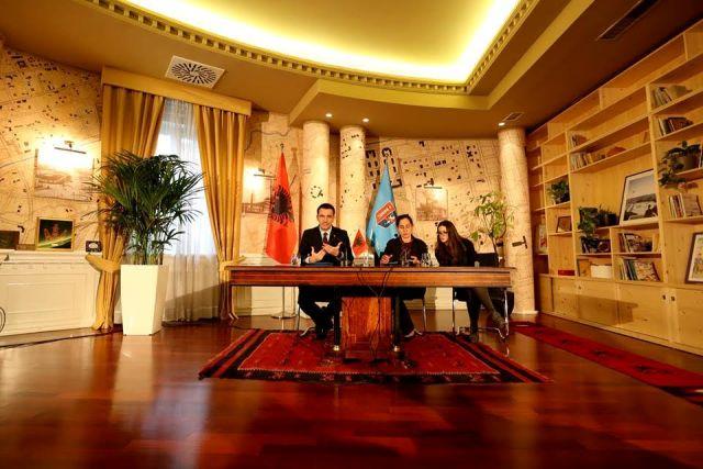 Tirana Smart City 2016-2026