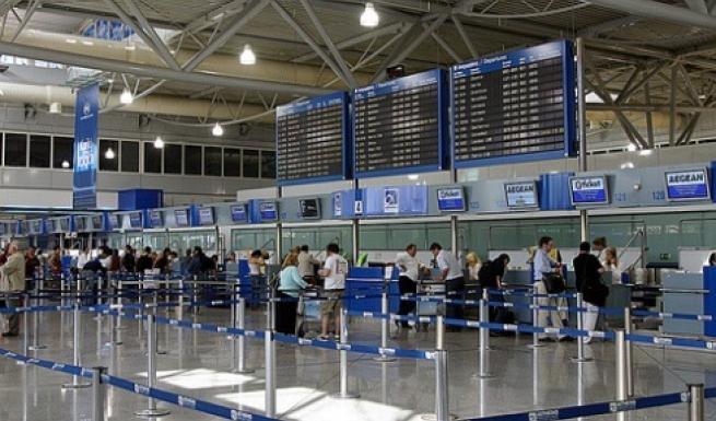 Mobilization at AIA for female passenger heading to Madrid