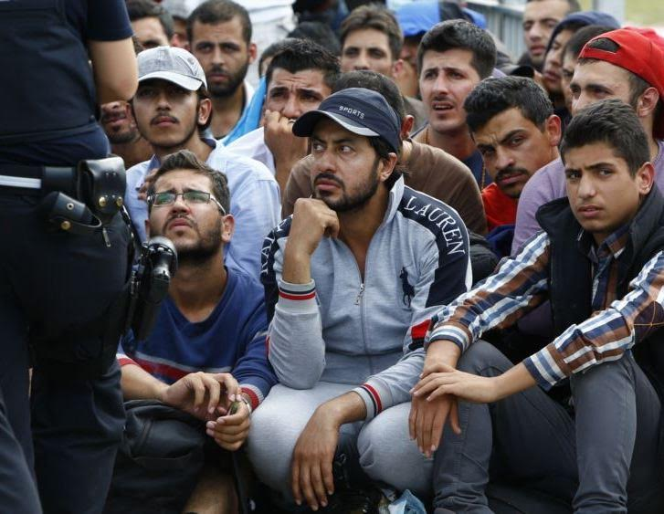 Albanians dominate asylum applications in Germany, the latest figures come out