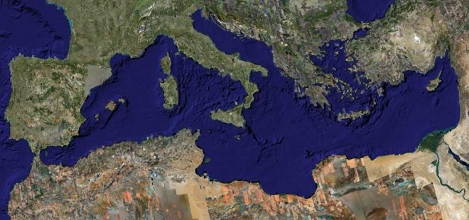 Southeastern Mediterranean, a world that is changing