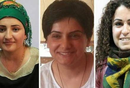 Three Kurd women activists assassinated with 19 bullets