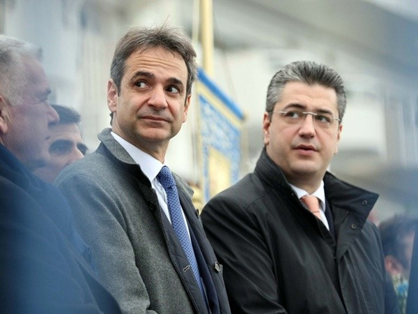 Mitsotakis – Tzitzikostas side by side for the Epiphany in Thessaloniki
