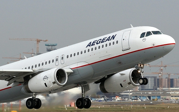 Letter of Aegean Airlines to PLO