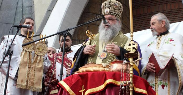 Orthodox Christmas is celebrated today in FYROM