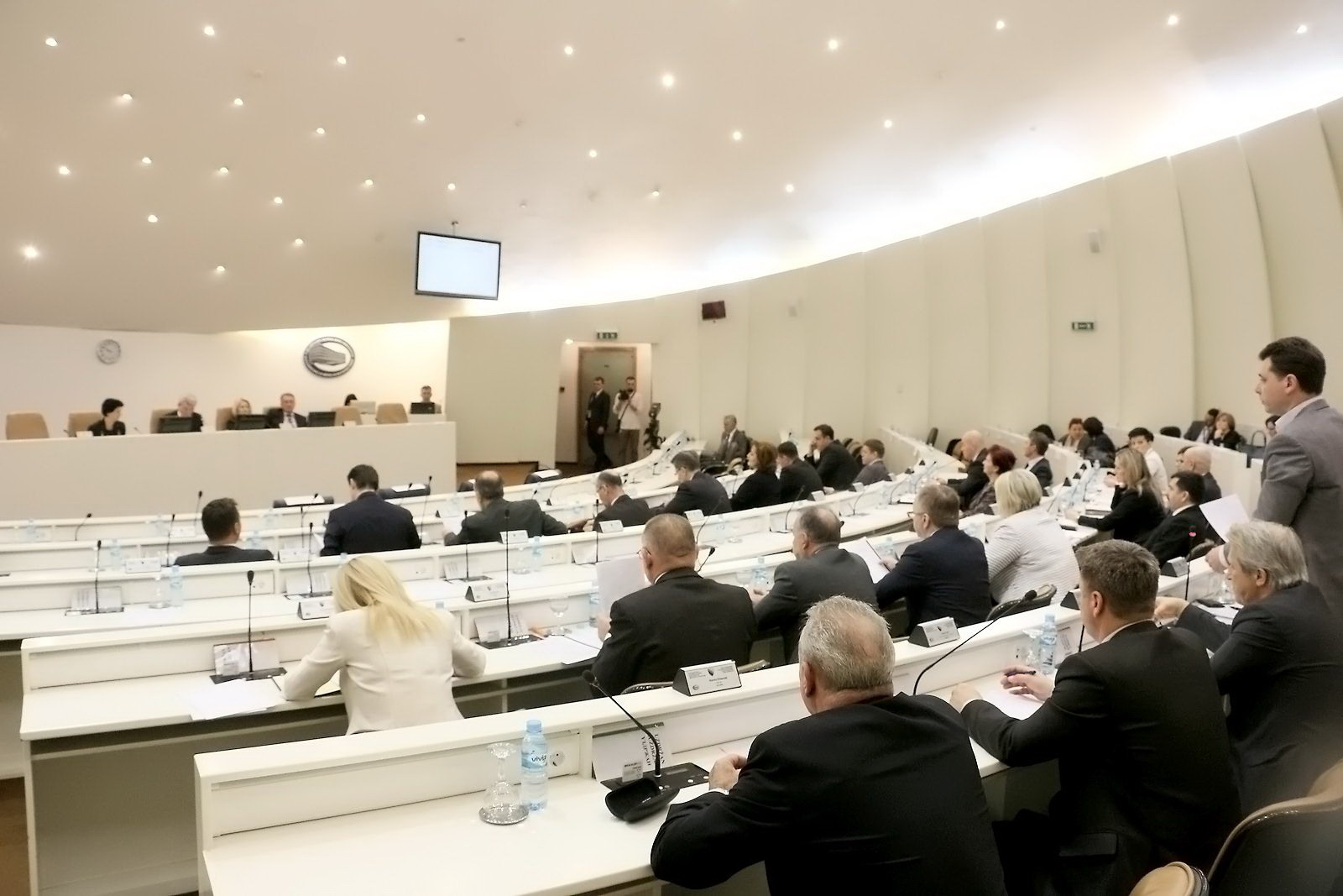 Serb suggestions on several laws to be rejected by other parties
