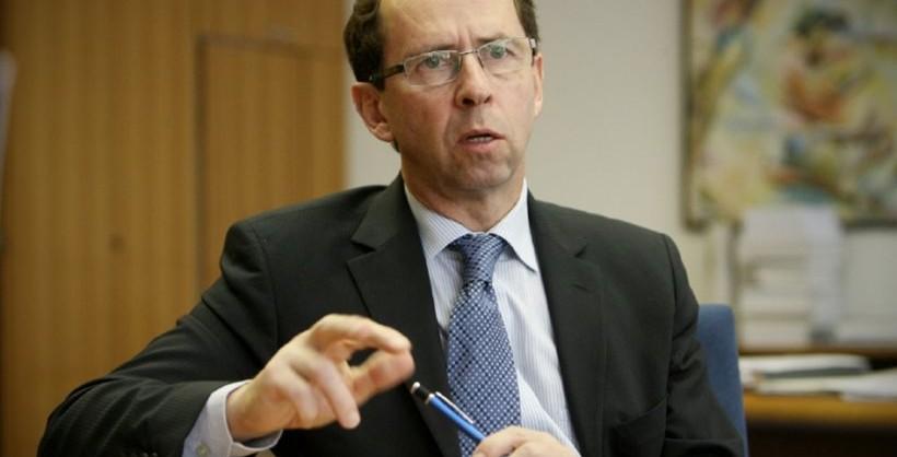 Slovenian FinMin named Europe's top finance minister for 2015