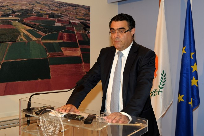 Agriculture Minister travels to Egypt to prepare trilateral meeting between Cyprus-Greece-Egypt