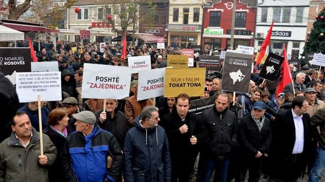 Kosovo: Political crisis amidst protests and dialogue