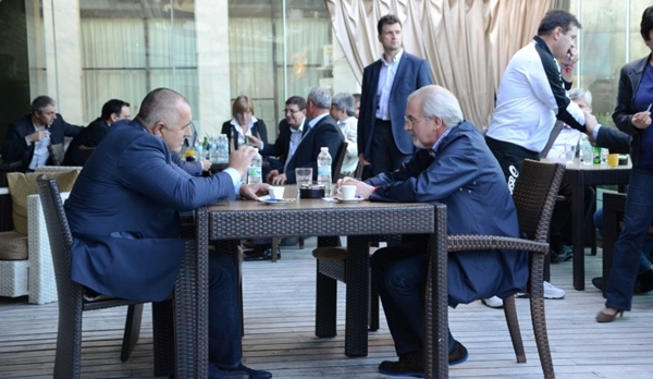 Bulgarian PM says Erdogan and Davutoglu tried to pressure him to back ousted MRF leader Mestan