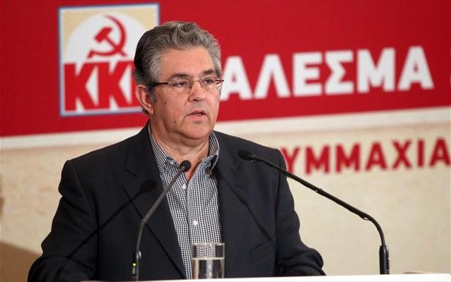 Koutsoubas: If ND-PASOK had taken SYRIZA's measures the whole universe would revolt
