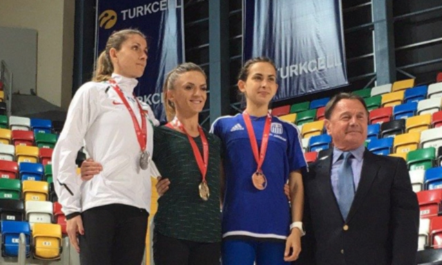 Albanian athlete is announced the Balkan champion