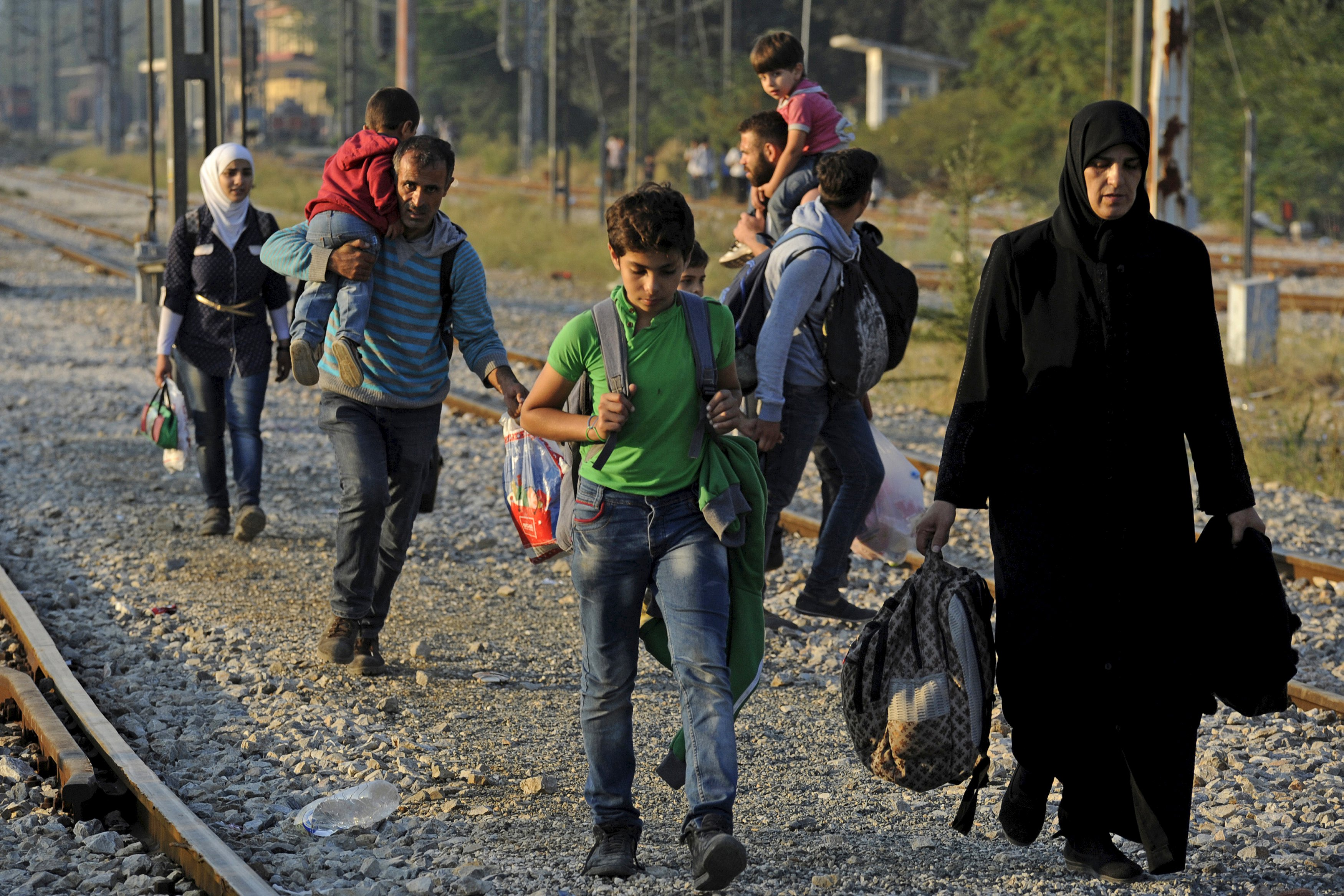 Refugee crisis: Greece will cope with plan B (and patience)