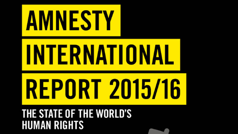 Albania's problems in the recent Amnesty International report