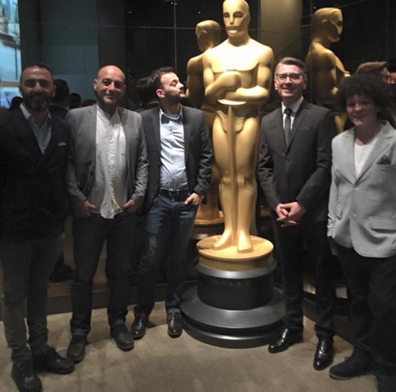"The Kosovar film ""Friend"" to run for the Oscars"