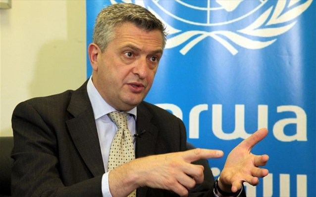 "Filippo Grandi: ""The border closure is a wrong reaction"""