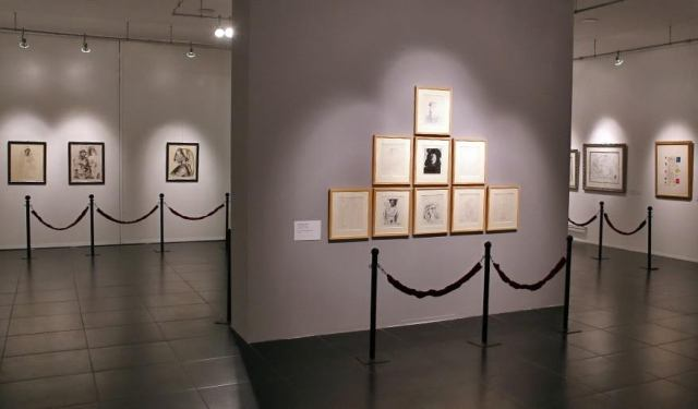 46 paintings by Picasso exhibited in Skopje