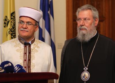 Religious leaders categorically condemn arson attack in Denia mosque