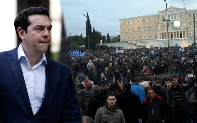 Tsipras, farmers meeting ends without agreement