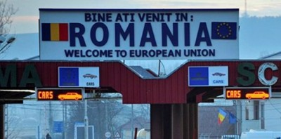 Romania's ready or first refugees from Greece and Italy