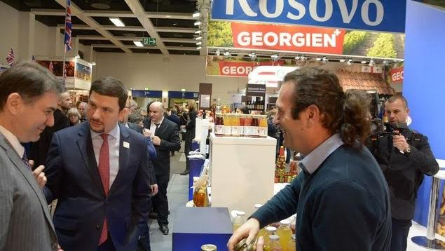 Agricultural produces from Kosovo presented in Croatia