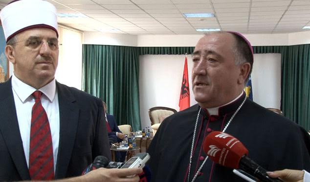 Religious leaders appeal for a solution of the political crisis in Kosovo