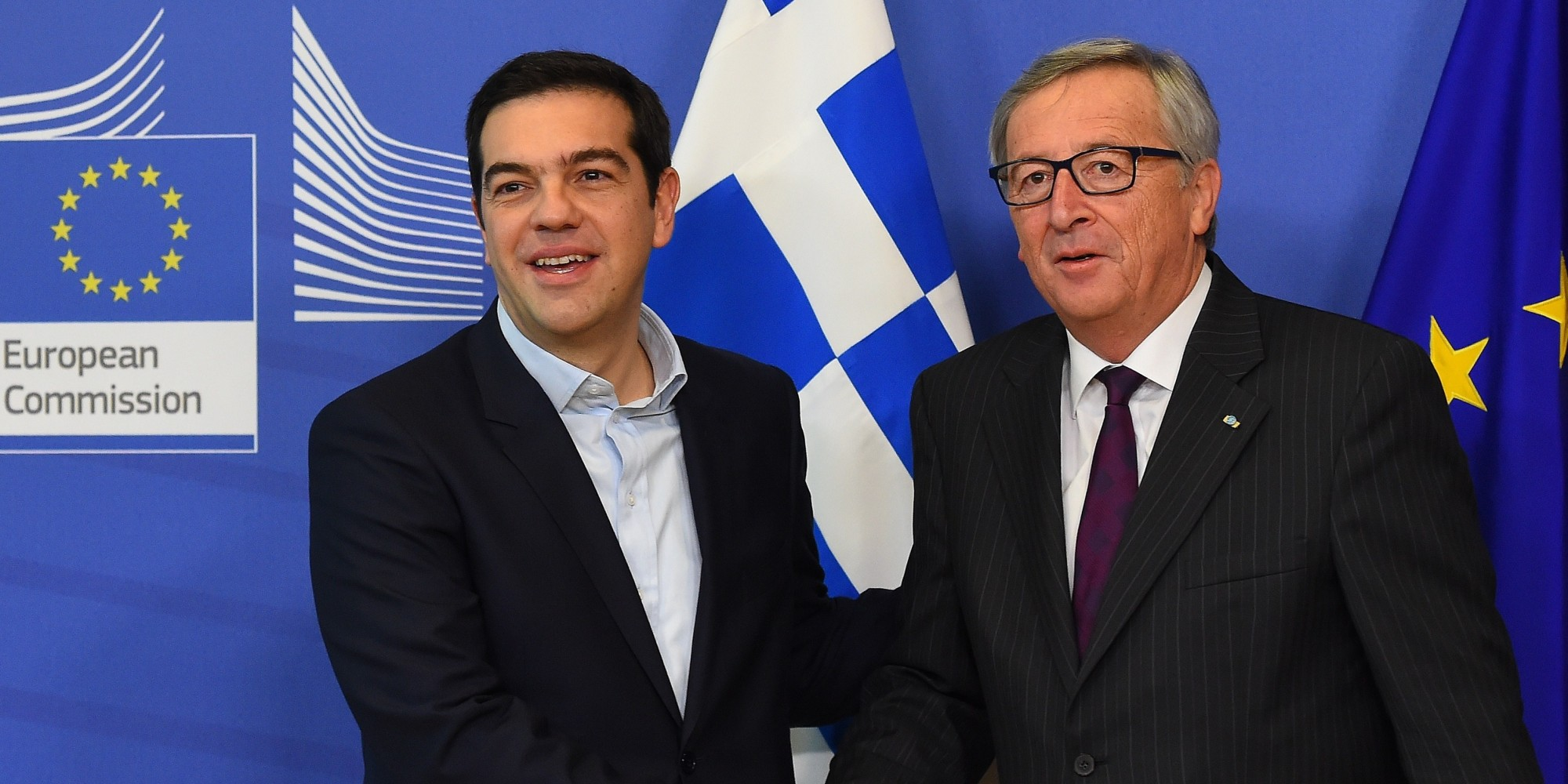 "Tsipras boosted by Juncker talks; Greece ""doing a good job with refugee crisis"""