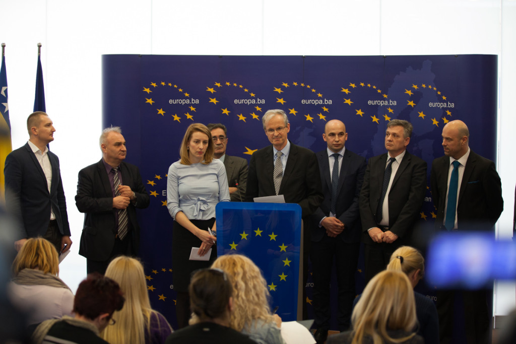 BiH authorities show readiness for changes in judiciary system