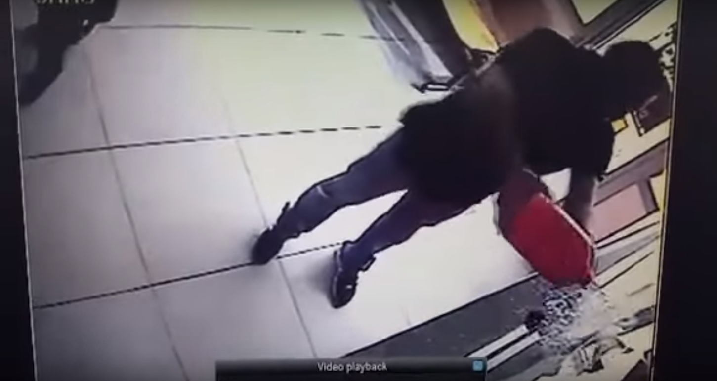 Man tries to set fire to Welfare office