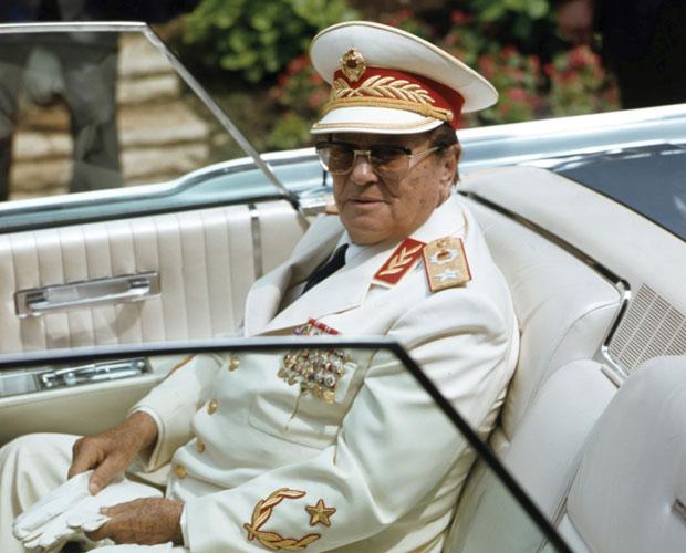 Serbia pays Tito's debts