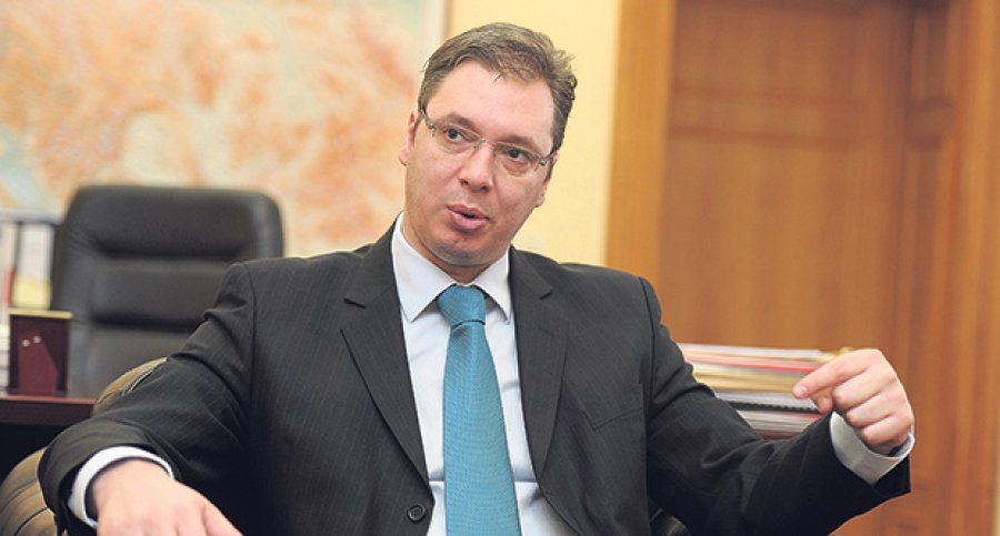 Serbia needs NATO as ally, Vucic says