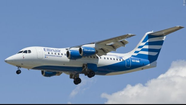 Ellinair plans to cover 40 cities in 15 countries
