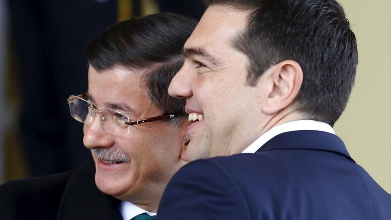 Who want the disruption of Greek-Turkish relations?