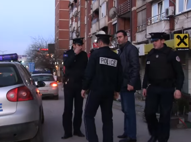 Police operation leads to the arrest of several opposition representatives