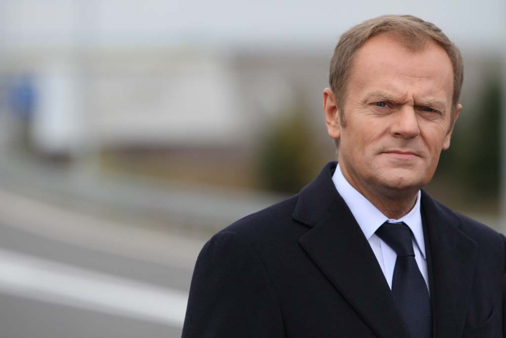 Donald Tusk pleaded in Bucharest for UK's benefits curb project
