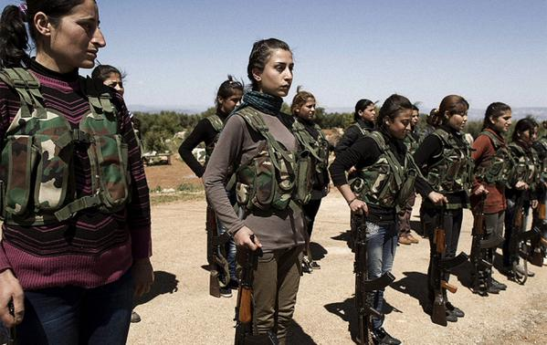 The views of Turkish political analysts on the developments in Syria and the Kurdish issue