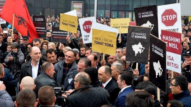 Kosovo opposition mobilizes for the February 17 elections