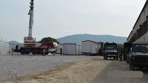 Hot spot in Chios becomes operational with the assistance of HELPE