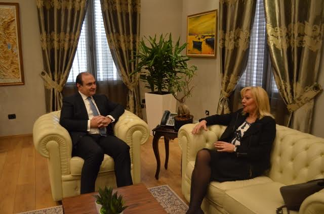 Negotiations between Albania and Croatia to establish direct sea and air links