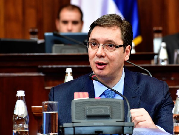 Serbia sends demarche to The Hague Tribunal