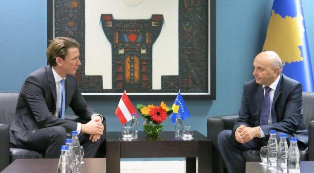 Kurz: Violence is not a solution, decisions taken in Brussels must be respected
