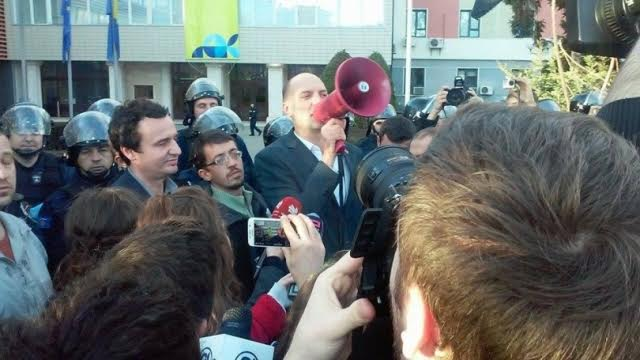 Kosovo: Opposition refuses dialogue, it demands fresh elections