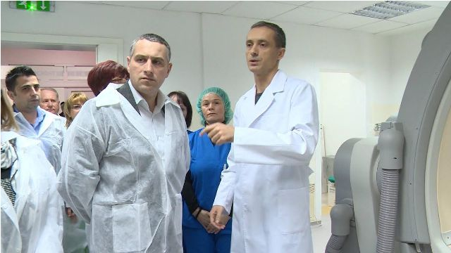 Free healthcare zones in FYROM